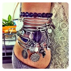 Alex and Ani Bracelets, # 1 selling  bracelets at wish Denver on Gaylord St. Love them!