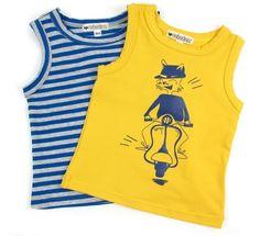Nobodinoz nueva colección primavera-verano para bebés y niños, impresionante ! http://www.minimoda.es