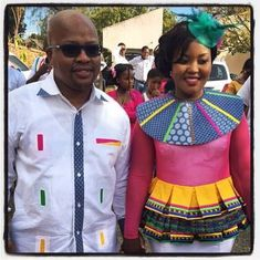 Ankara style you will definitely ADMIRE! love and visit link for more style like this South African Dresses, South African Weddings, African Wedding Dress, African Print Dresses, African Lace, African Print Fashion, African Attire, African Wear, African Fashion Dresses