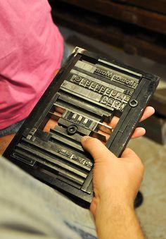 Types Of Printing, Vintage Games, Letterpress Printing, Media Design, Printmaking, Screen Printing, Letter Press, Prints, Book Binding
