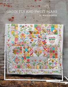 Green Tea and Sweet Beans Pattern Booklet