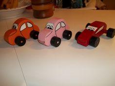 Petites voiture fait par Yvon