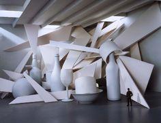 David DiMichele's Installations | Trendland: Fashion Blog & Trend Magazine