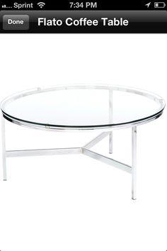 Flato coffee table $311.95 https://www.jossandmain.com/Flato-Coffee-Table~SNPN1657~E2980.html?src=2=461AD2