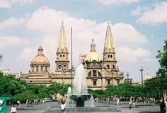 Guadalajara, Mexico...two years in this place changed me