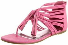 C LABEL Women's DITA-20 Sandal  The Pink Frock | Private Client Styling and Personal Shopping Firm | Valentine Gifts