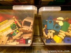 Organizing Kids Toys: The Toy Closet Solution