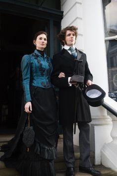 Victorian Couple Set 2 | Richard Jenkins Photography
