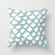 Pattern AQ86 Throw Pillow