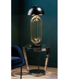 Comprar online Lámpara de mesa modelo SOLAR Solar, Lighting, Home Decor, Templates, Contemporary Style, White Colors, Home Decorations, Bulbs, Mesas