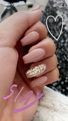 Gorgeous nails, love nails, how to do nails, fun nails, pretty nails Aycrlic Nails, Love Nails, Pink Nails, Manicures, Hair And Nails, Coffin Nails, Best Acrylic Nails, Acrylic Nail Designs, Acrylic Nails For Summer Glitter