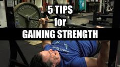 5 WAYS to GAIN STRENGTH as a Natural Bodybuilder