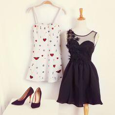Party dress round 1 | ROMWE