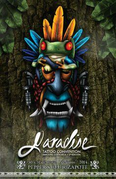 Paradise Tattoo Convention - May 2014 #tatts #tattoos #ink #inked #vagabondco…