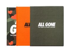 ALL GONE DECADE BOOK | Undefeated