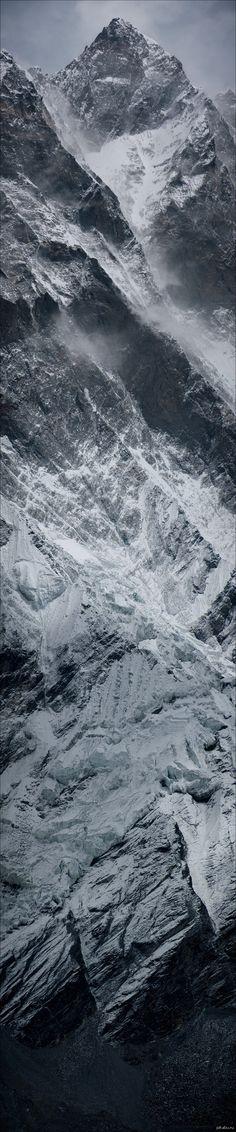 Потрясающе   гора, длинная картинка, длиннопост