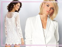 Im Online Mode Shop von Jelmoli findest du zahlreiche modische Kleider in der Trendfarbe Weiss - von Westen über Hosen bis hin zu Stiefeln, für bereits 17.95 Franken.  Gelange hier zum Online Shop: http://www.onlinemode.ch/schoene-kleidung-der-trendfarbe-weiss-online-bestellen/