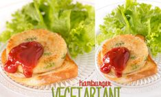 Ricette Vegan: Hamburger Vegetariani