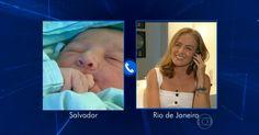 Pais de bebê que nasceu em táxi  homenageiam Angélica após ligação http://globotv.globo.com/rede-globo/jornal-nacional/t/edicoes/v/bebe-que-nasceu-dentro-de-taxi-na-bahia-recebe-o-nome-de-angelica/4436545/ http://g1.globo.com/jornal-nacional/noticia/2015/09/pais-de-bebe-que-nasceu-em-taxi-homenageiam-angelica-apos-ligacao.html?utm_source=pinterest&utm_medium=share-bar-desktop&utm_campaign=share-bar