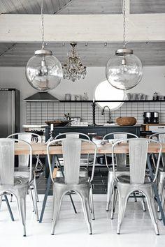 Danish designer Birgitte Raben's house exhibits Scandinavian heritage | HGTV Decor