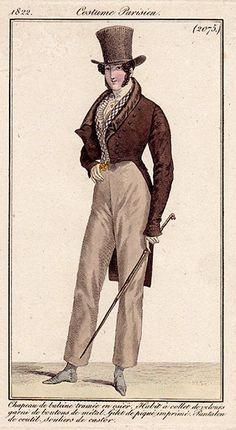 1822-costume-parisiense.jpg (389×709)