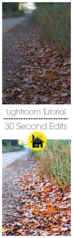 How to Correct Photos with Lightroom in Under 30 Seconds - Creative Cain Cabin