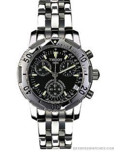 Cheap Tissot PRS200 Chronograph Mens Watch