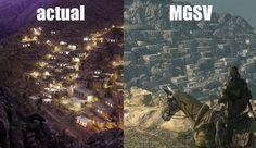 Metal Gear Solid V Real Qarya Sakhra Ee from u/randombrain10