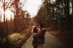 Sweet Autumn Cansiglio Engagement Photos. Daniele Padovan Wedding Photography Destination Weddings, Engagement Photos, Venice, The Good Place, Hipster, Wedding Photography, Autumn, Couple Photos, Places