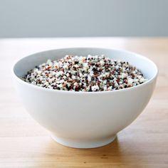 5 Steps for No-Fail Fluffy Quinoa
