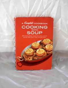 Campbell Cookbook. Cooking with Soup. Vintage by LoveDoveTrading