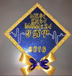 Nursing Graduation, Graduation Caps, Degree In Nursing
