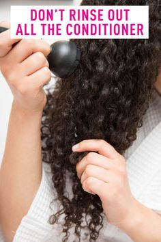 Your curly ends need all the moisture they can get.