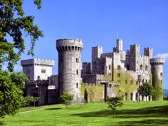 Penrhyn Castle, Wales. IVE BEEN HERE!!