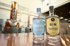 Watershed Distillery | Columbus, Ohio | form and functional