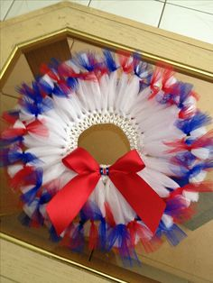 Fourth of July tutu