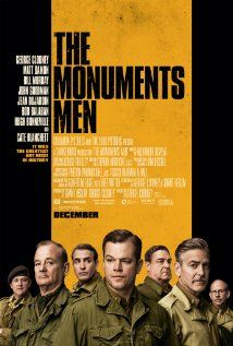 The Monuments Men - theatrical release Feb. 7, 2014.  Based on The Monuments Men by Robert M. Edsel