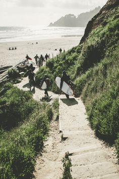 Burton's Pacific Northwest Trifecta 2015 | Step three: surf. The Oregon coast is incredible.