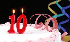 16 Tartas de cumpleaños y celebraciones