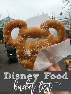 Disney Food Bucket L