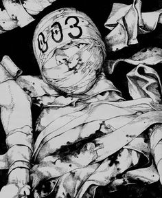 There will be NO mercy. // Ajin