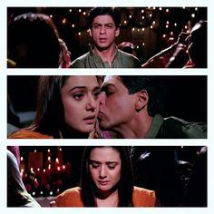 Kal ho na ho Shah Rukh Khan Movies, Shahrukh Khan, Kal Ho Na Ho, Ok Jaanu, Half Girlfriend, Preity Zinta, Nov 2, The Best Films, Brown Girl