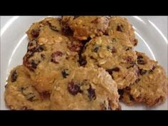 These are delicious biscuits that are HEALTHY and very simple to make. I found this recipe in an old weight watchers magazine and seeing tha...