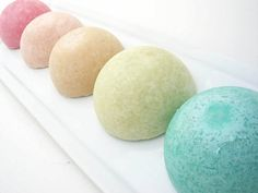 We'd like to try this handmade solid shampoo and conditioner.