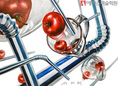 347 Best 기초디자인 images in 2020 Art Sketches, Art Drawings, Famous Artists Paintings, Perspective Sketch, Powerful Art, 2d Design, Weird Art, Copic Markers, Woodworking Crafts