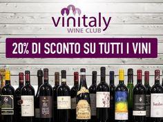 Offerte esclusive su #Vinitaly Wine Club. Per chi come me ama il vino è il top!#ad