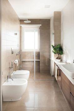 Casa N+V: Bagno in stile in stile Moderno di manuarino architettura design comunicazione