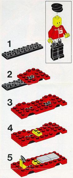 12 Best Lego Manuals Images On Pinterest Lego Sets Lego