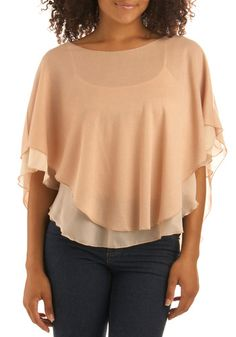 Rose Meringue Top, #ModCloth