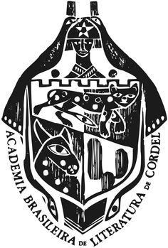 Brasão Academia Brasileira de Literatura de Cordel